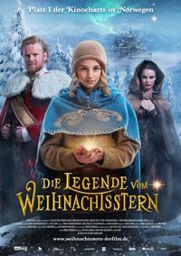 Filmplakat Die Legende vom Weihnachtsstern