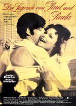 Filmplakat Die Legende von Paul und Paula
