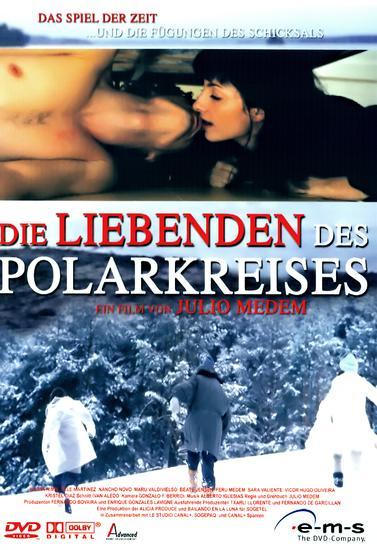 Filmplakat Die Liebenden des Polarkreises - Los amantes del círculo polar - span. OmU