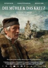 Filmplakat Die Mühle und das Kreuz