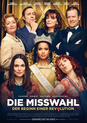 Filmplakat DIE MISSWAHL - Der Beginn einer Revolution