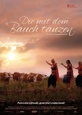 Filmplakat Die mit dem Bauch tanzen