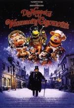 Filmplakat Die Muppets-Weihnachtsgeschichte