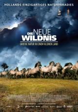 Filmplakat Die neue Wildnis - Grosse Natur in einem kleinen Land