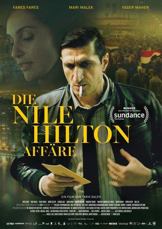Filmplakat Die Nile Hilton Affäre