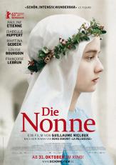 Filmplakat Die Nonne