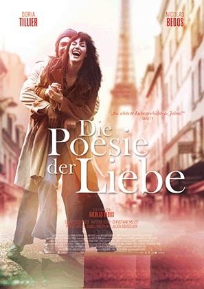 Filmplakat Die Poesie der Liebe