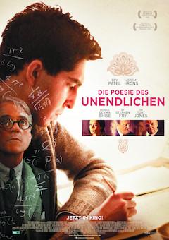 Filmplakat Die Poesie des Unendlichen