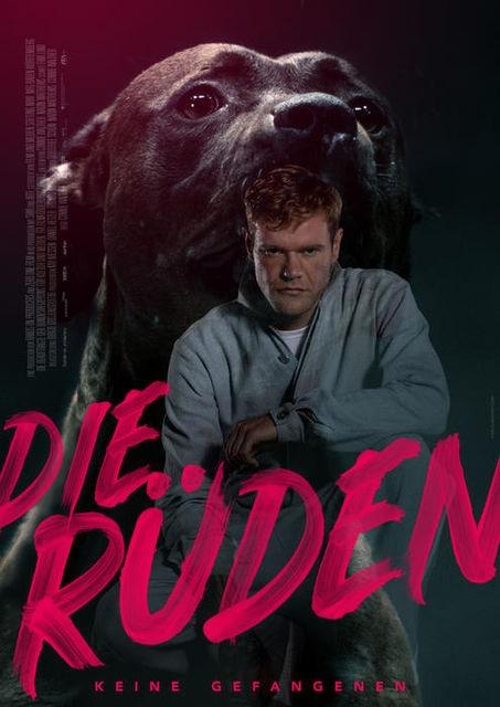 Filmplakat Die Rüden
