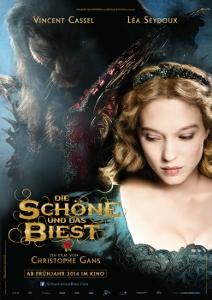 Filmplakat Die Schöne und das Biest (2014)