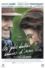 Filmplakat Die schönsten Jahre eines Lebens - LES PLUS BELLE ANNÉES D'UNE VIE - franz. OmU