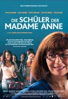 Filmplakat Die Schüler der MADAME ANNE