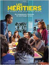 Filmplakat Die Schüler der Madame Anne - LES HÉRITIERS - franz.OmU