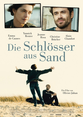 Filmplakat Die Schlösser aus Sand