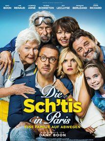 Filmplakat Die Sch'tis in Paris