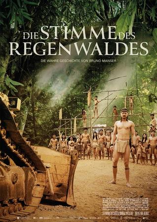 Filmplakat Die Stimme des Regenwaldes
