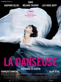 Filmplakat Die Tänzerin - La Danseuse - franz. OmU