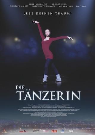 Filmplakat Die Tänzerin