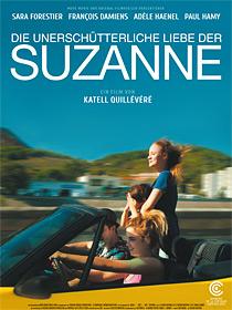 Filmplakat Die unerschütterliche Liebe der SUZANNE