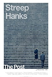 Filmplakat Die Verlegerin - THE POST - engl. OmU