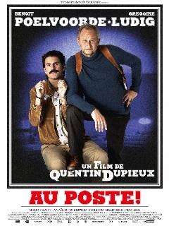Filmplakat Die Wache - AU POSTE! - franz. OmU