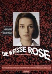Filmplakat Die Weiße Rose