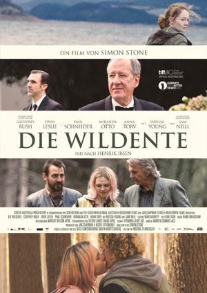 Filmplakat Die Wildente - engl. OmU