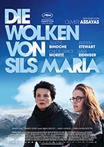 Filmplakat Die Wolken von SILS MARIA