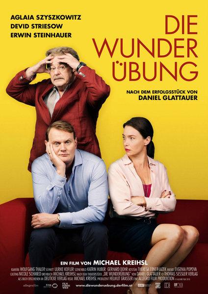 Filmplakat Die Wunderübung