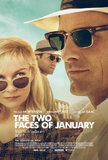 Filmplakat Die zwei Gesichter des Januar - THE TWO FACES OF JANUARY-engl. OmU