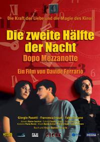 Filmplakat Die zweite Hälfte der Nacht - DOPO MEZZANOTTE - ital. OmU