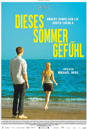 Filmplakat Dieses Sommergefühl - Ce Sentiment d'Lété - franz. OmU