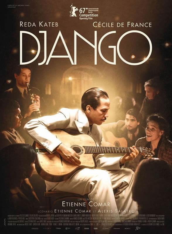 Filmplakat Django - Ein Leben für die Musik