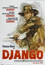 Filmplakat DJANGO