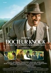 Filmplakat DOCTEUR KNOCK – EIN ARZT MIT GEWISSEN NEBENWIRKUNGEN