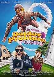 Filmplakat Doktor Proktors Pupspulver