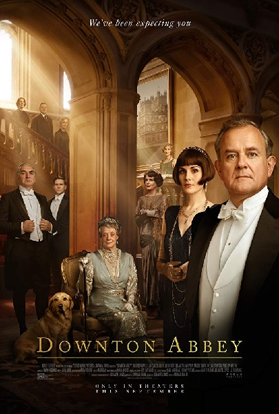 Filmplakat DOWNTON ABBEY - engl. OmU