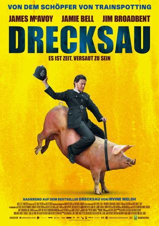 Filmplakat Drecksau