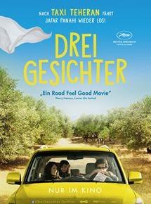 Filmplakat DREI GESICHTER