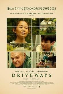 Filmplakat DRIVEWAYS - engl. OmU