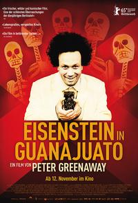 Filmplakat Eisenstein in GUANAJUATO