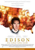 Filmplakat EDISON - Ein Leben voller Licht