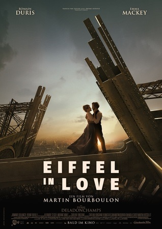 Filmplakat EIFFEL IN LOVE
