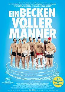 Filmplakat Ein Becken voller Männer