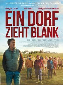 Filmplakat Ein Dorf zieht blank