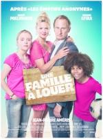 Filmplakat Familie zu vermieten - Une famille à louer - franz. OmU