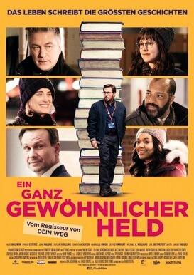 Filmplakat Ein ganz gewöhnlicher Held (THE PUBLIC)