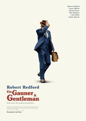 Filmplakat Ein Gauner und Gentleman