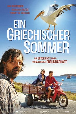 Filmplakat Ein griechischer Sommer