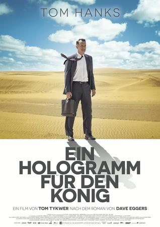 Filmplakat Ein Hologramm für den König
